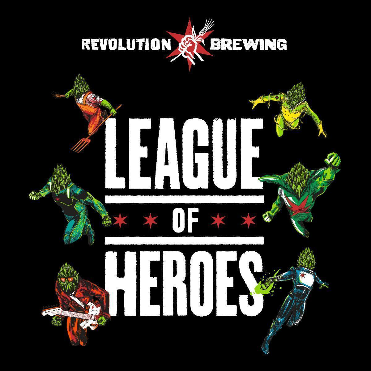 League of Heros logo