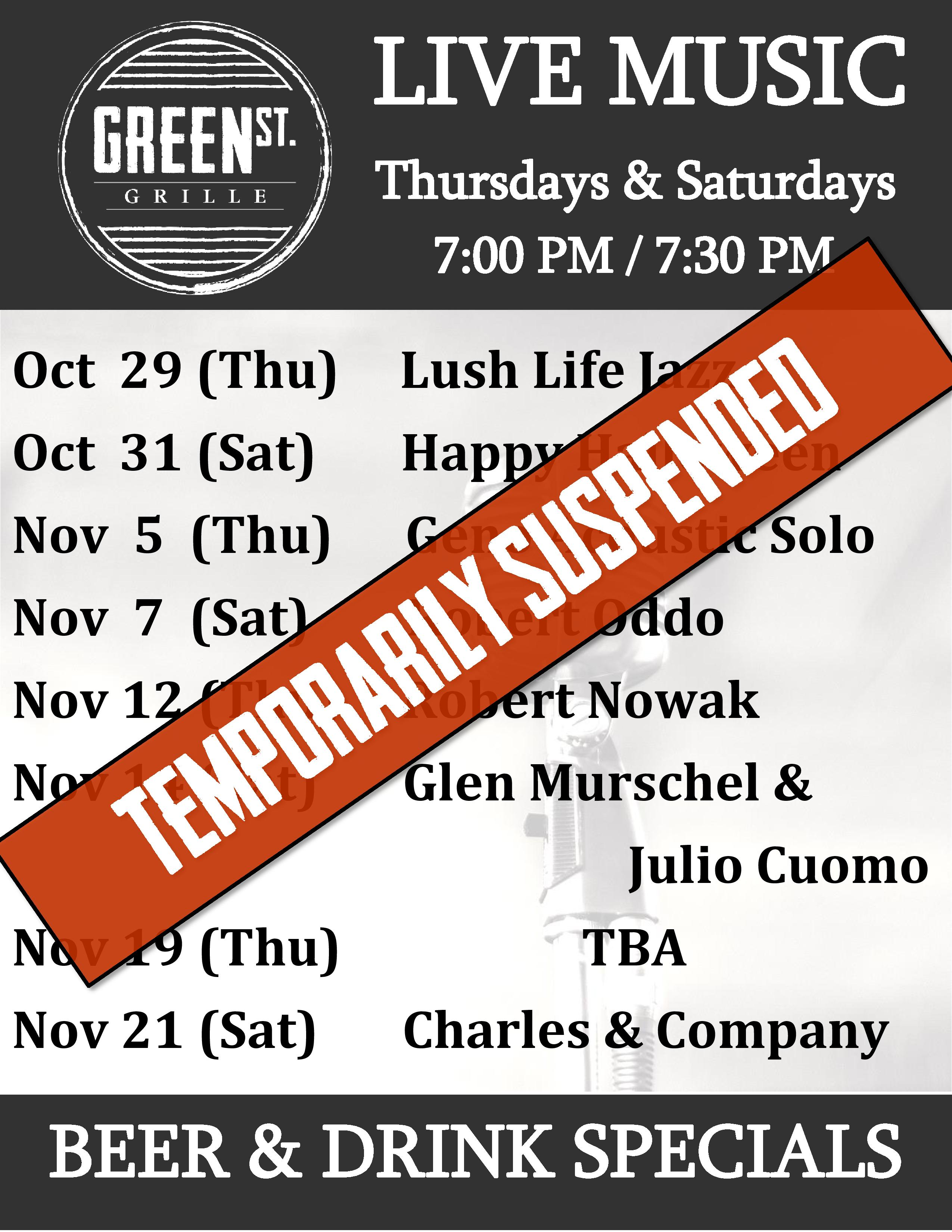 live music temporary suspension page 001
